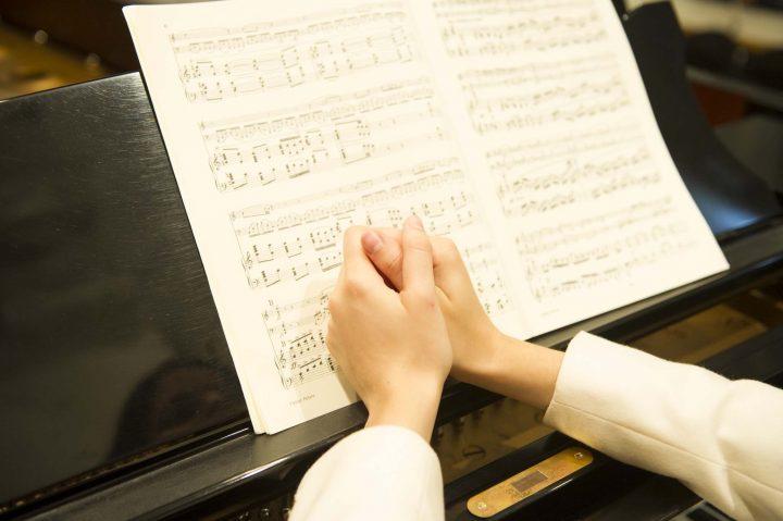 Seitai al pianoforte